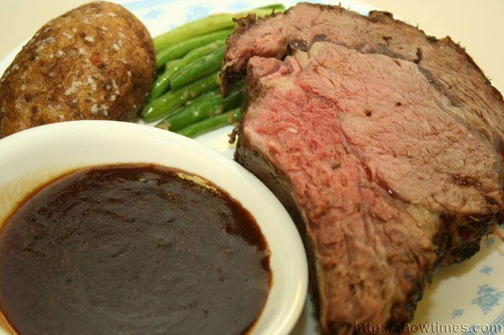 Perfect Prime Rib Roast Recipe - How To Cook Prime Rib Roast: