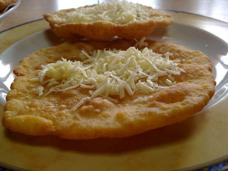 Τηγανίτες Σαμιώτικες με γιαούρτι και αυγά / Traditional Samian Pancakes with yogurt & eggs ..