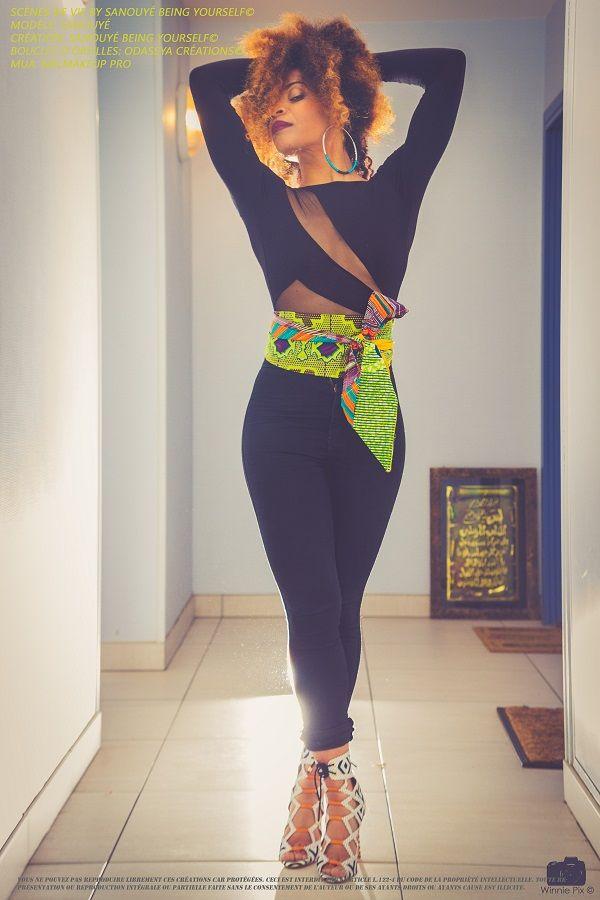 Absolument sous le charme de la nouvelle collection de la marque Sanouyé. La…