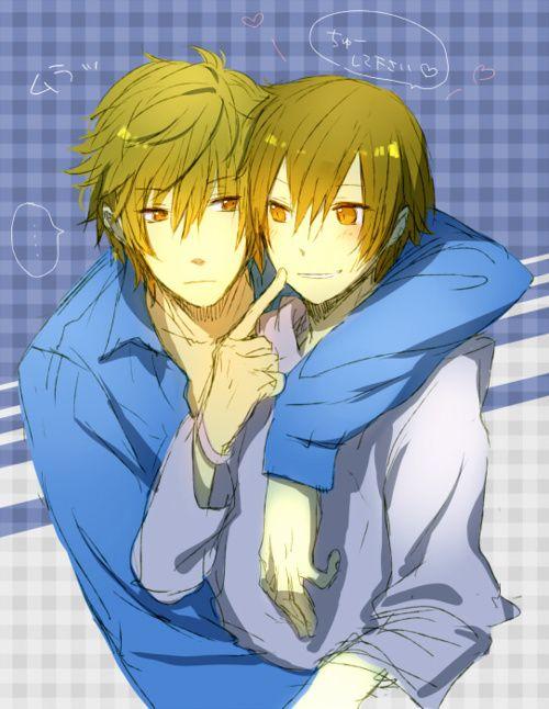 Shizuo x Kida. ♥