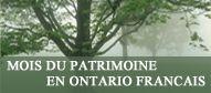 Réseau du patrimoine franco-ontarien RPFO - Historique: Nouvelle France