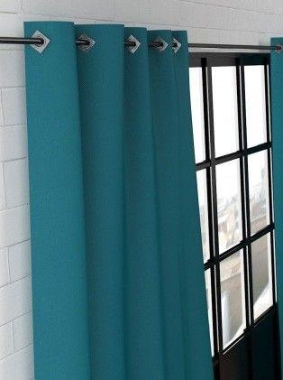 Tissu Cassis Bleu - Saint Maclou