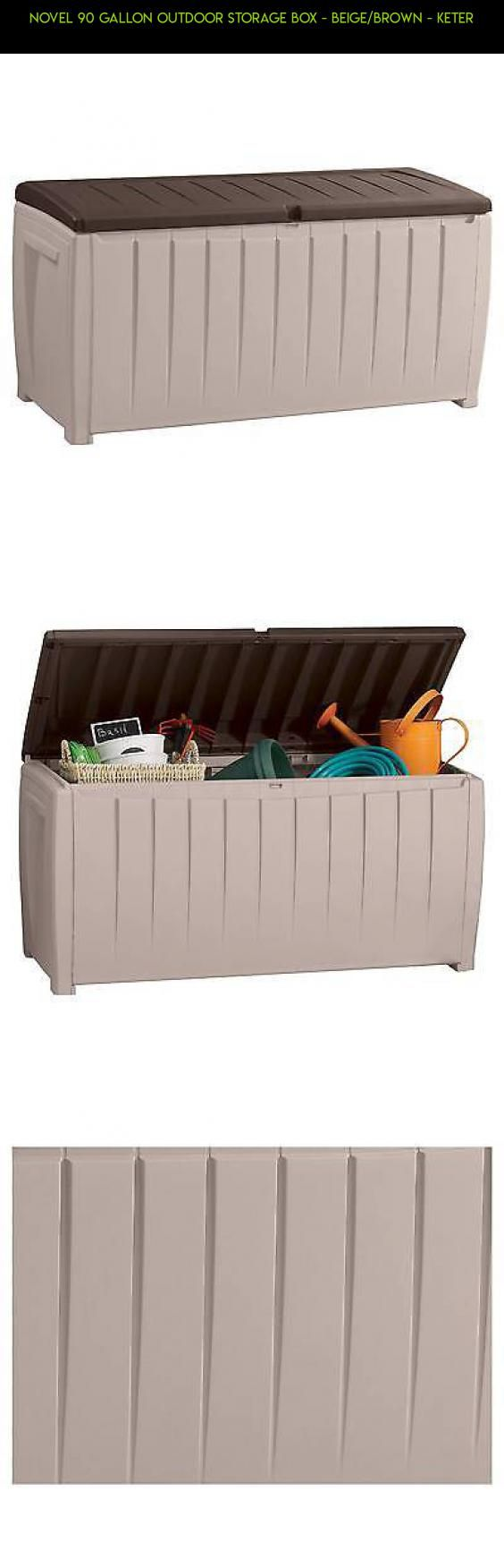 best 25 outdoor storage boxes ideas on pinterest outdoor