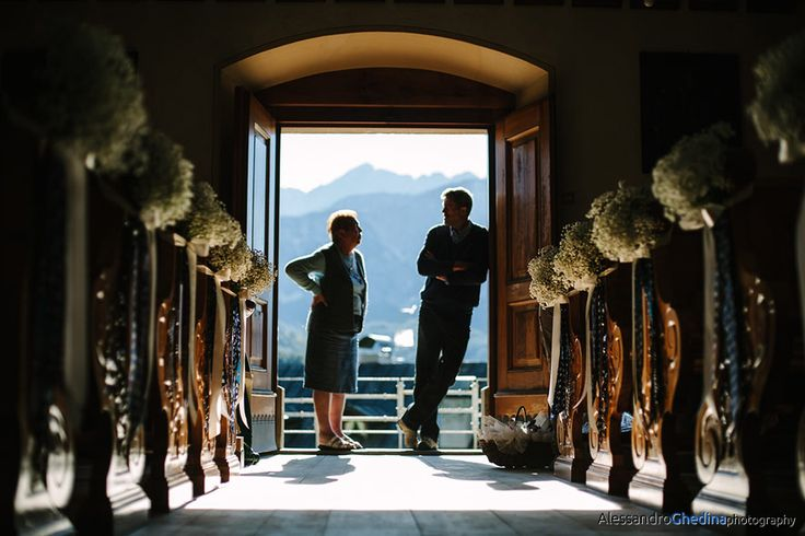 Pietro + Diasmer   Cortina d'Ampezzo Dolomiti   foto reportage di matrimonio » Alessandro Ghedina people photography