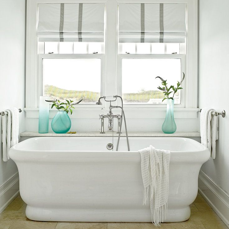 Beach Style Bathroom Endearing Design Decoration