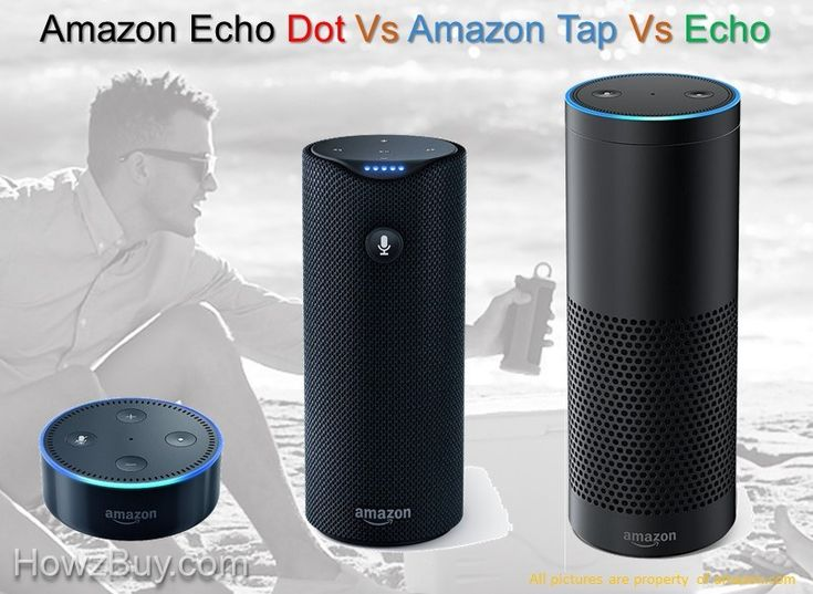 Amazon Echo Dot vs Tap vs Echo Comparison & Review, Dot is the best delivering more than you expect from Echo + portability, introductory price is gr8