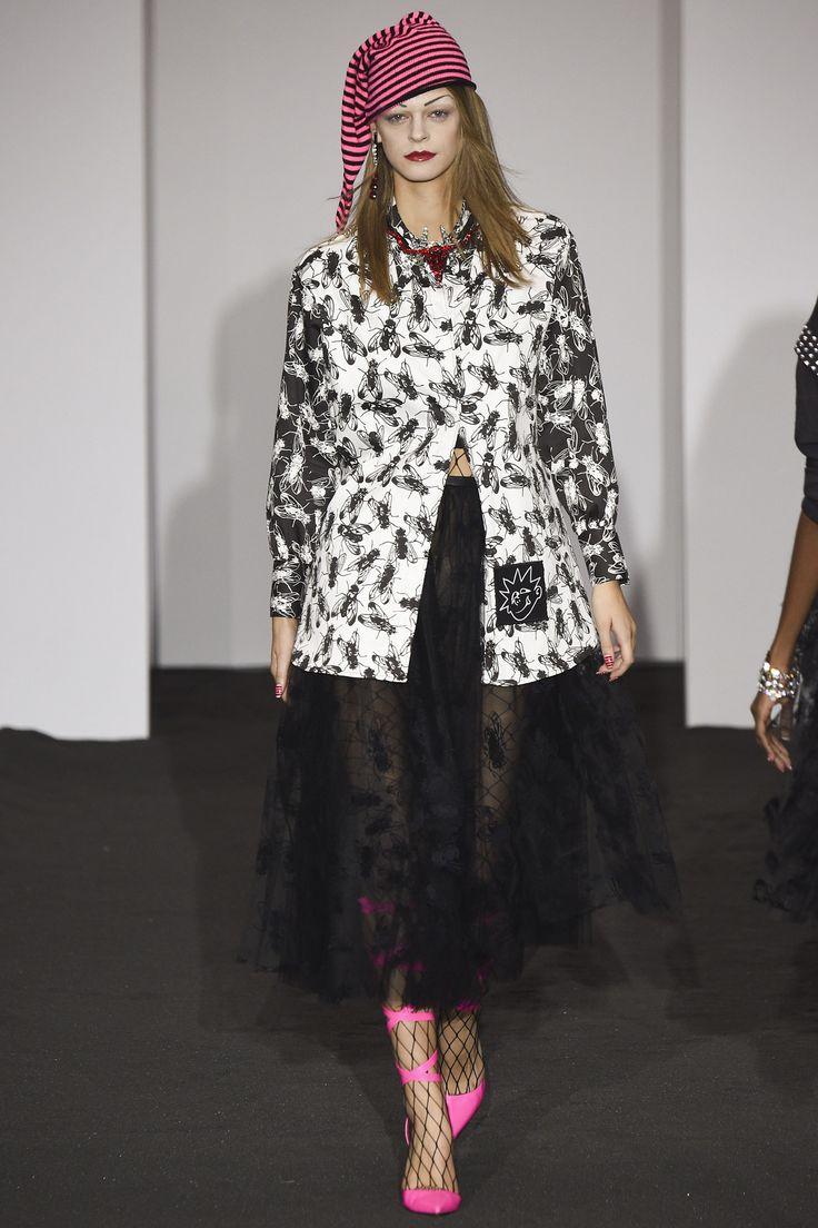Ashley Williams Spring 2016 Ready-to-Wear Fashion Show