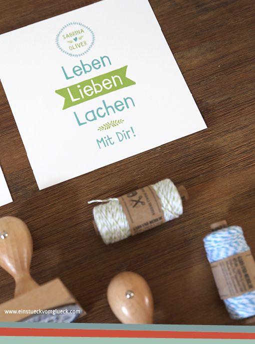 Hochzeiten: Hase & Igel « Ein Stück vom Glück