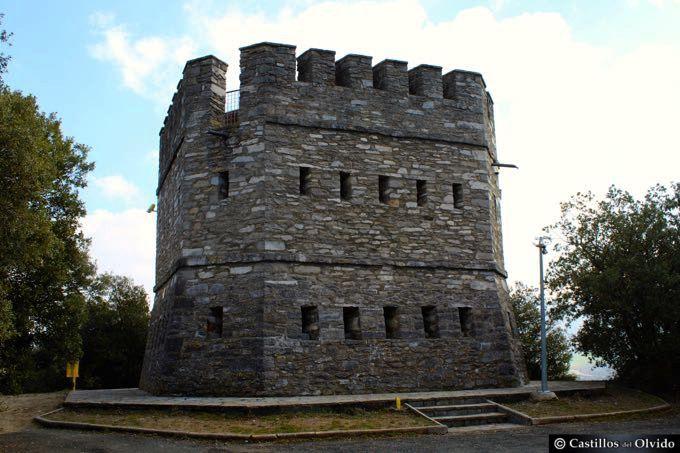Torre de El Encinal · Castillos del Olvido - Castillos de España