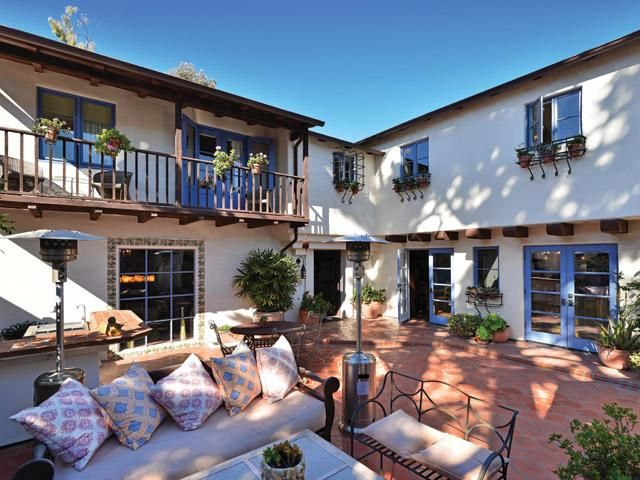 Special Spanish Colonial Style Home In La Jolla Ca Luxury Real Estate For Sale Theluxegen