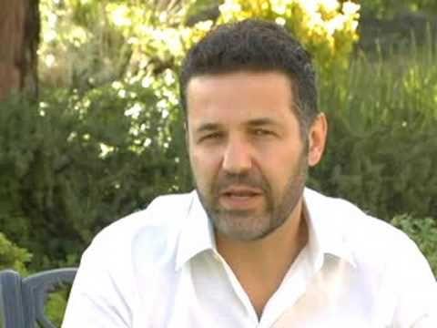 Khaled Hosseini on becoming a writer