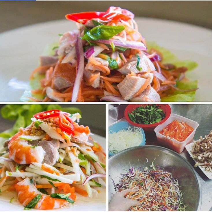 For the Vietnamese Salad Lover