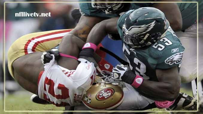 San Francisco 49ers vs Philadelphia Eagles Live Stream Teams: 49ers vs Eagles Time: 1:00 PM ET Week-8 Date: Sunday on 29 October 2017 Location: Lincoln Financial Field, Philadelphia TV: NAT San Francisco 49ers vs Philadelphia Eagles Live Stream Watch NFL Live Streaming Online The San Francisco...