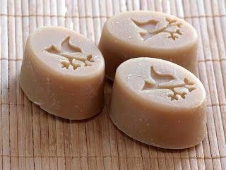 Benke Erika - természetes szappanok és kozmetikumok: Natúr kecsketejes szappan