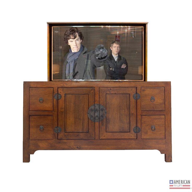 58 best DIY TV Lift Cabinet images on Pinterest ...