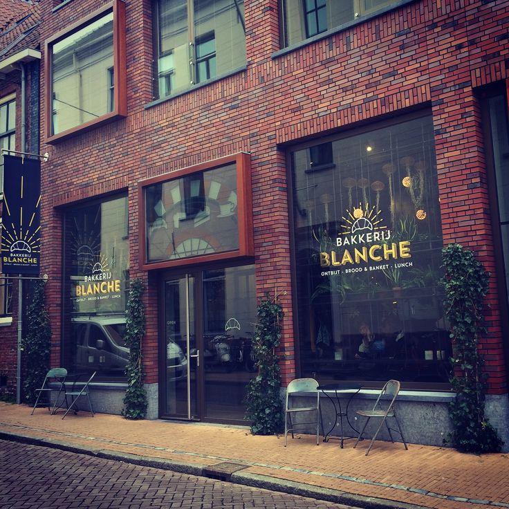 Bakkerij Blanche, Kleine der Aa, Groningen
