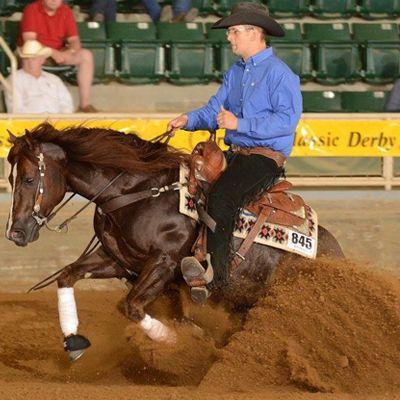 Riders Page Jeremy Gates