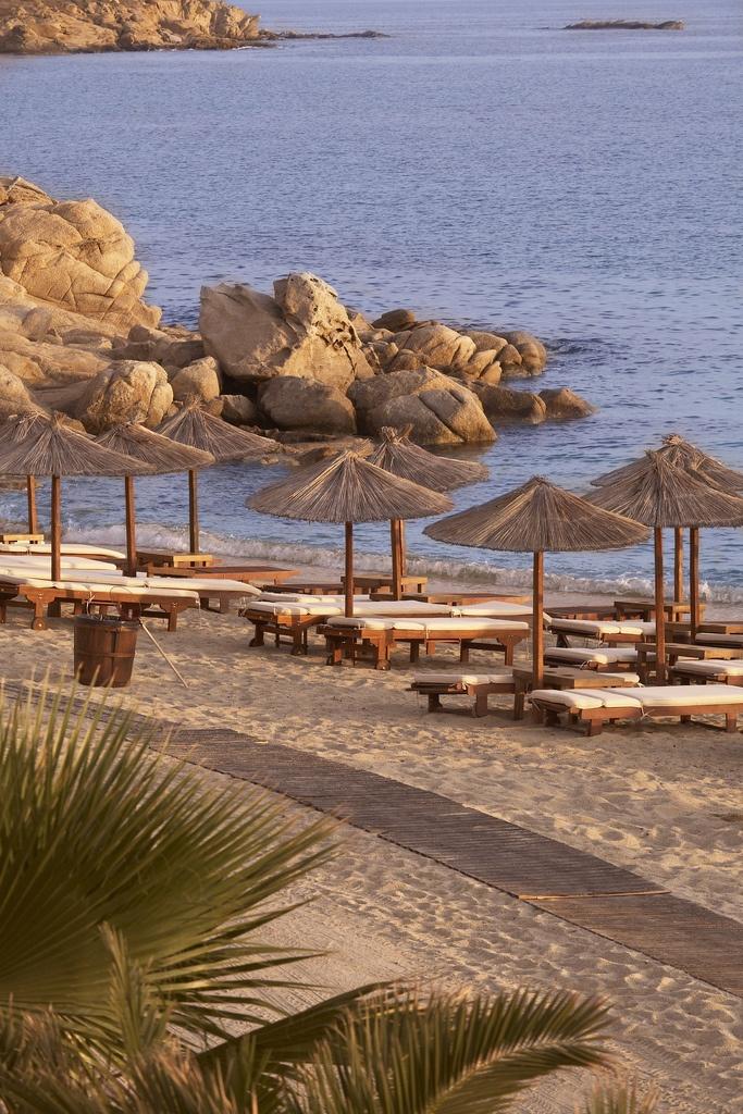 Platis Yialos - Psarou Beach - Palladium Hotel, Mykonos