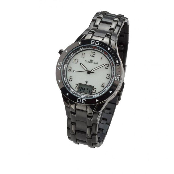 Produkt-Tipp 466: Die passt tatsächlich zu jedem Outfit und lässt dich richtig gut aussehen ==> https://www.eurotops.de/funk-armbanduhr-black-29260.html?campaign=instagram-pinterest  #instalike #gadget #eurotops #männersache #geschenk #geschenkidee #geschenktipps #design #style #uhr #watch