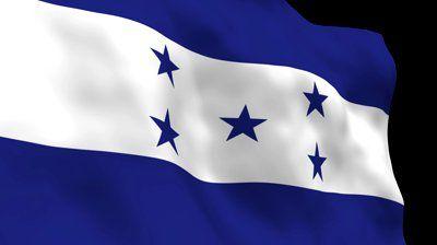 National Flag. HND Honduras. - HD stock video clip - http://loliace.com/national-flag-hnd-honduras-hd-stock-video-clip-2/