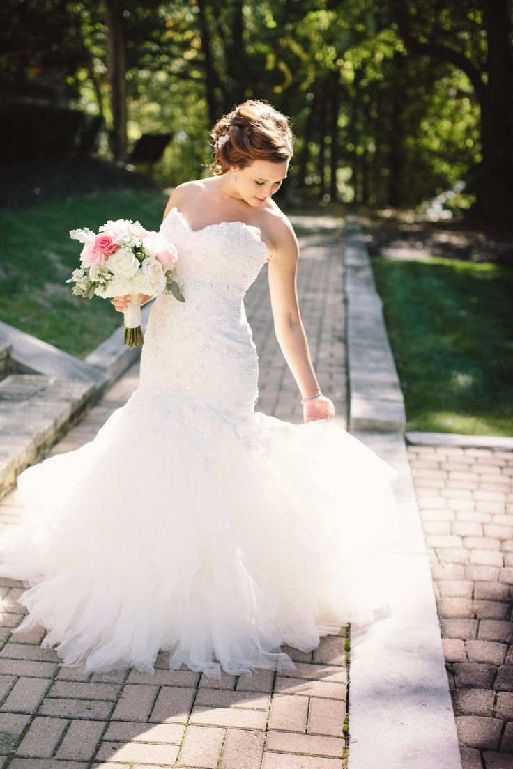 real weddings indianapolis maggie sottero wedding dress With wedding dresses indianapolis