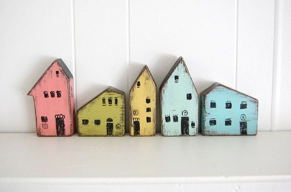 Deko Häuser