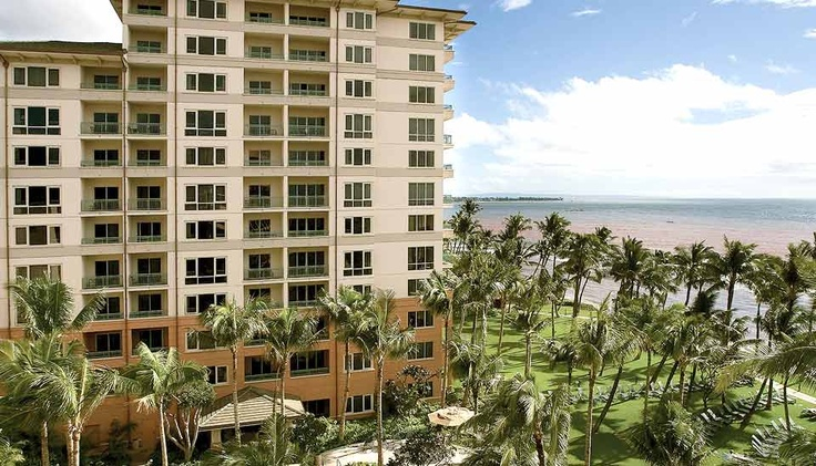 Marriott's Maui Ocean Club- Lahaina & Napili Towers