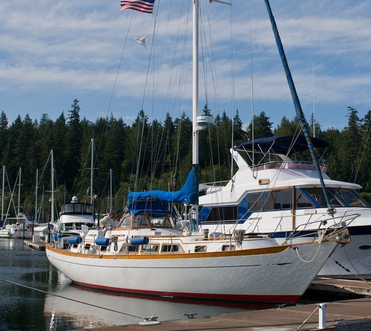 8 Best Sailboats 37 Tayana 37 Images On Pinterest