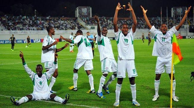 Nigeria becomes FIFAs elite member   Nigeria under 17teamas nation bags FIFA eli...
