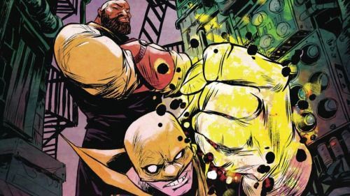 Exclusive Marvel preview: Power Man & Iron Fist #1 reunites... #IronFist: Exclusive Marvel preview: Power Man & Iron Fist #1… #IronFist