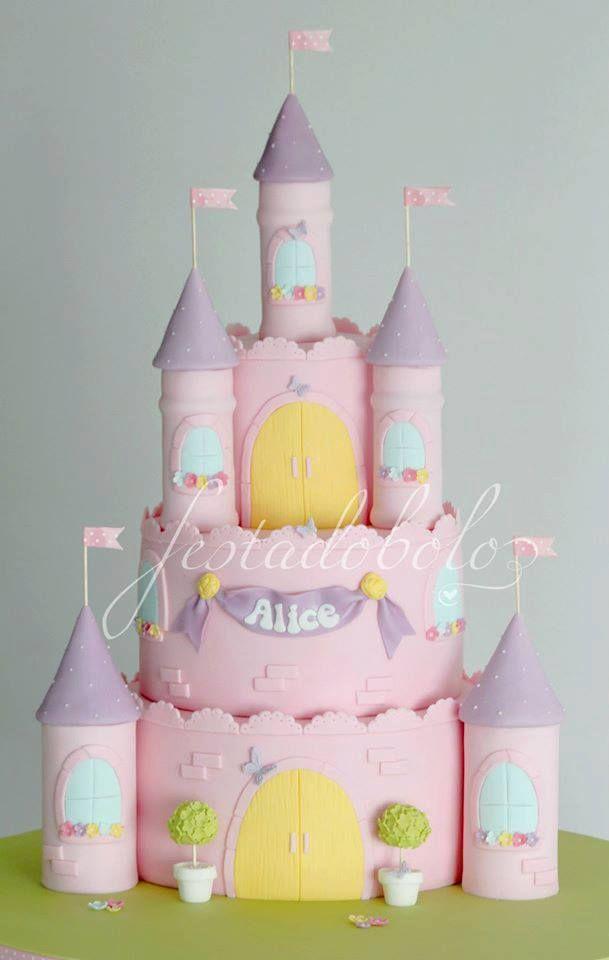 Castelo para as nossas princesas