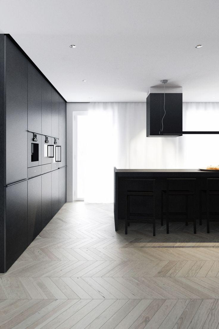 90 best Project 2 - Kitchen images on Pinterest | Contemporary unit ...
