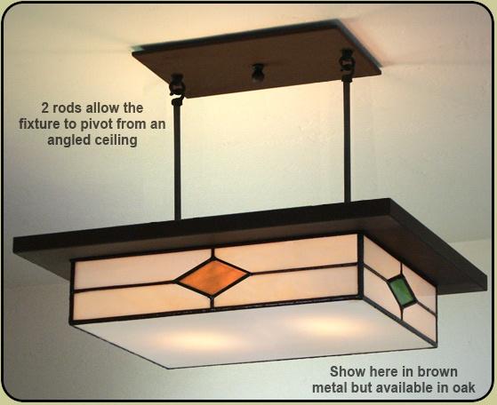 mission chandelier for vaulted ceiling house ideas. Black Bedroom Furniture Sets. Home Design Ideas