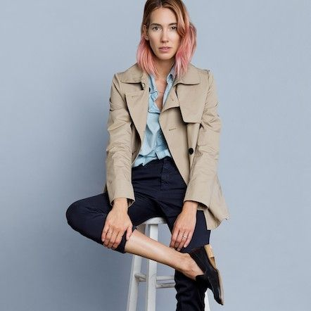 The Swing Trench - Tan – Everlane