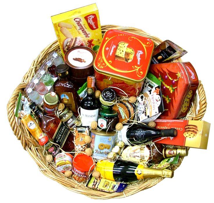 Cesta de Natal Caseira Itens para montar uma cesta em casa 8
