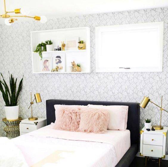 Best 25+ Pink Bedroom Walls Ideas On Pinterest