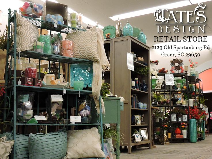 Tates Design Is A Top Rated Interior Business In Greenville SC Owned And