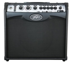 L.A. Music Canada Peavey VYPYR VIP 2 40W 1x12 Guitar Modeling Combo Amp Black
