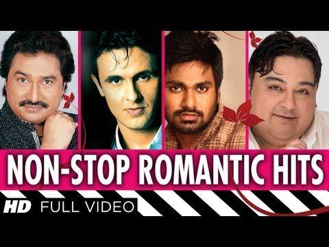 Best Of Sonu Nigam   Non-Stop Superhit Album Songs - YouTube