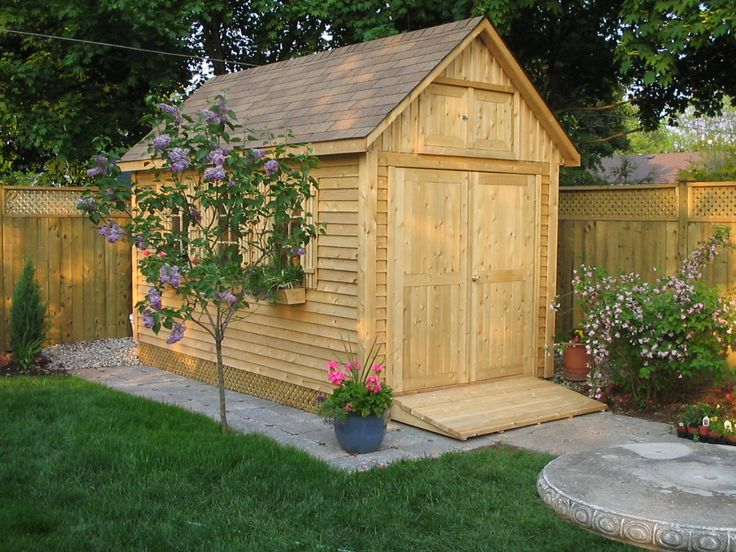 Shed by Flamborough Patio Furniture