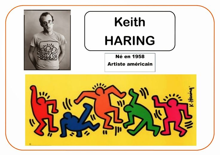Keith Haring - Portrait d'artiste