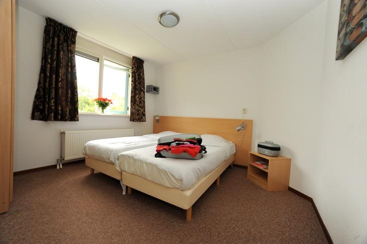 Slaapkamer villa Hoorn (comfort)
