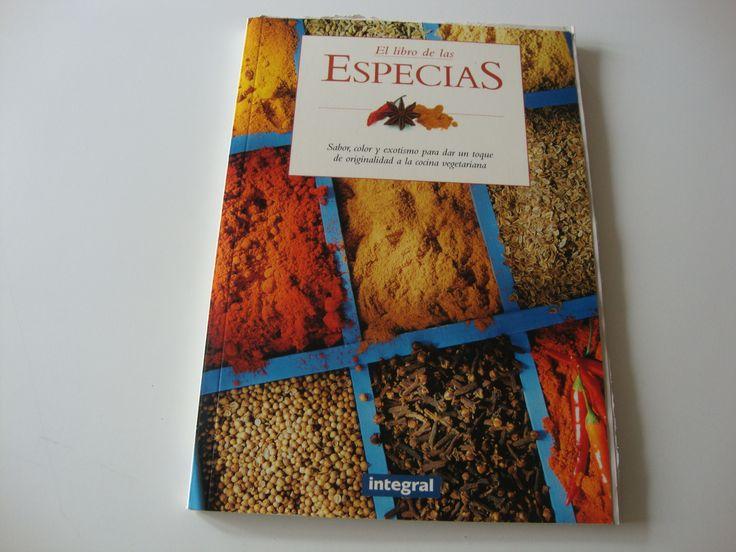 Libro sobre las especias.