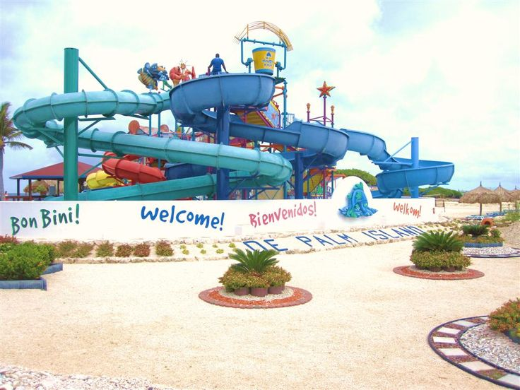 The Water Playground Features Six Water Slides And Is Open To Kids, Teens  And Adults