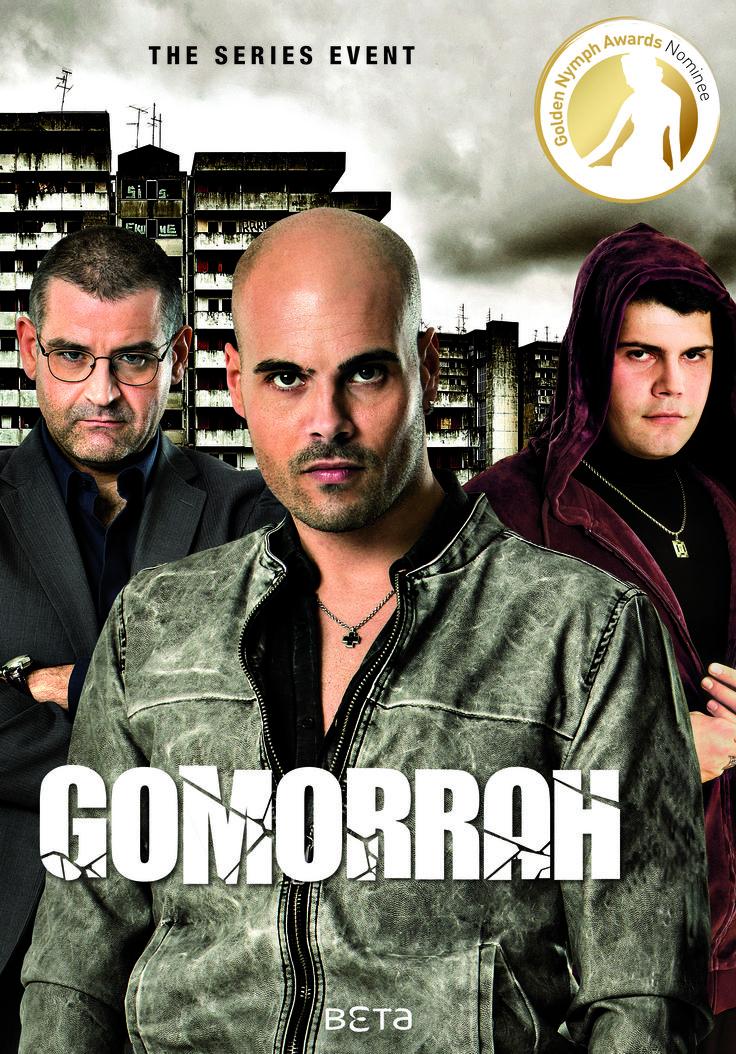 """Gomorrah"" #DramaTv Series #Nominees #Italy - Cattleya S.R.L - #GoldenNymph"