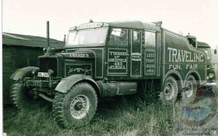 scammell trmu 30 - Google Search