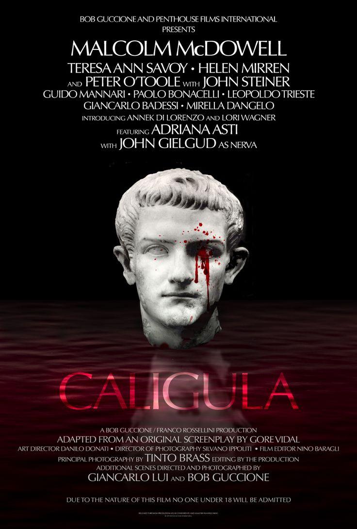 Caligula Alternativemovieposters Caligula Penthousemagazine Movie Posters Alternative Movie Posters Horror Movie Posters