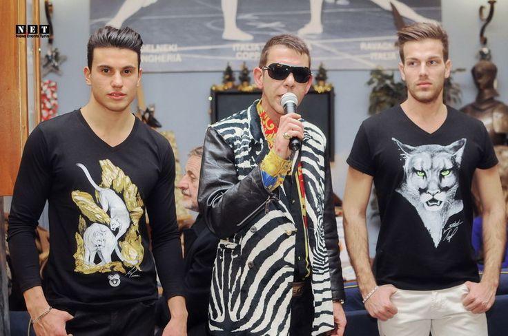 Специалист от Versace в Турине