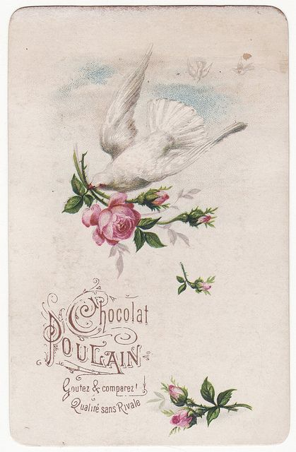Carol Anne shares images as well as French ephemera