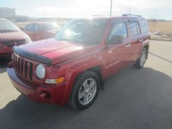 2009 Jeep Patriot North is located at our Red Deer location. ***AWD***